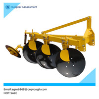 Farm equipment tractor disc plow for sale