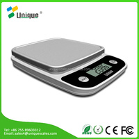Kitchen and Food Scale for Precision Digital Measuring of Culinary / Baking Ingredients, Pour Over Coffee or Dieting