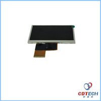 factory price 4.3 inch flexible lcd display for many devices 176*220