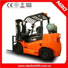 NBO 2 ton LPG forklift pallet truck, fork lift