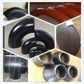 De carbono de boa qualidade de aço para tubos a234 wpb sch20 sch40 sch 80 sch160 tee / tee igual / sem costura soldada