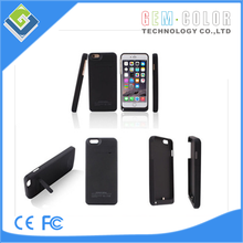 """New External Backup 5000 Mah Power Case For iPhone6 Plus 5.5"""" Battery Charger Case Cover IOS8 HOT"""