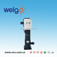 UV water treatment desinfection equipment for fish farms