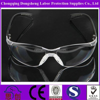 Durable anti-fog lab protective safety goggle