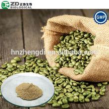 2015 planta de extracción de extracto de café verde frijoles antihipertensivos