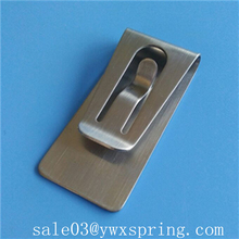 small spring steel belt clip with competitive price