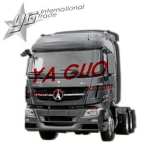 V3 DIESEL 6X4 420HP BEIBEN TRACTOR TRUCK FOR SALE