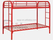 Home Furniture General Use and Bedroom Set Specific Use Metal duoble Bunk Bed