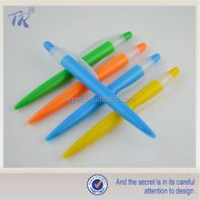 2014 Best Selling plastic pen cute stationery wholesale