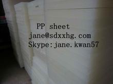 PP cutting mat food grads safe custom plastic leather cutting board