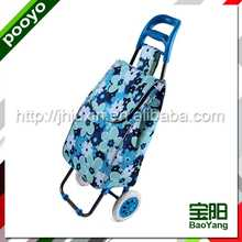 promotion shopping bag trolley recycled wine bottle tote bag