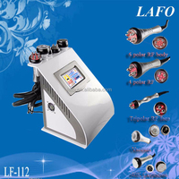 LF-112 5 IN 1 Portable Vacuum Cavitation RF Lipo Machine (HOT IN EUROPE!!)