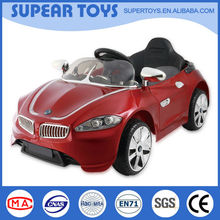 Factory sale and new style in 2015 electric car for kids ride on