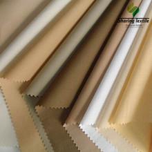 Wholesale Microfiber Fabric for Garments / Soft Peach Skin / Poly Peach Skin Fabric