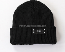 2015 new cartoon animal models of knitted cap, knitted caps/mobile/purple color hat/baby knitted cap