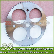 Most Popular Potable Rice /Wheat Harvester And Thresher Agricultural Farm Sprocket Wheel Gear