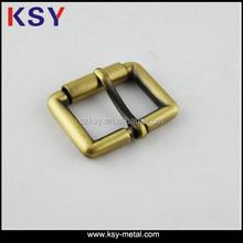 china fashion cheap metal slide buckles