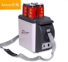 6L portable mini fridge 12v car fridge mini thermoelectric cooler and warmer