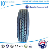 Trade Assurance China heavy duty sunote truck tyre 11R24.5 suitable for minning