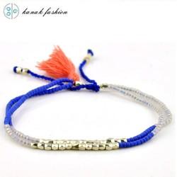 2014 latest Korean Wholesale bead bracelet , small charm bead bracelet