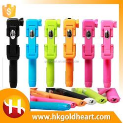 Trading business ideas mini bluetooth monopod handheld colorful wireless selfie stick fujifilm instax mini