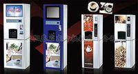 bill operated zanussi coffee vending machine yj806-665,coffee vending machinery manufacturer