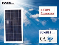 Factory direct sale 300W mono Solar Panel in China with high quality