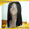 Black Long Indian Remy Wig Curly Lace Front Wigs For Black Women