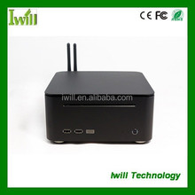 Home theater system Iwill I5-ION4-M8 media pc with Wifi