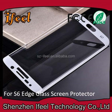Anti-glare Screen Protector Shield for samsung Galaxy S6 Edge
