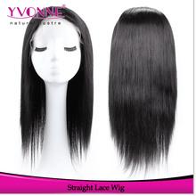2015 yvonne alibaba hair100% human brazilian virgin hair full lace wig