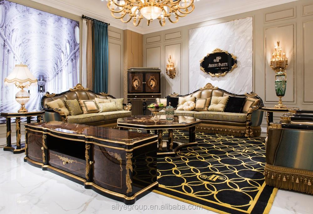 ti-029 moderne salon intérieur design italien classique meubles de ... - Meubles Design Italien Luxe