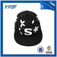Design Ladies Beach Hats To Decorate Baseball Snapback