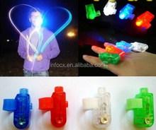 Hot selling LED finger light / laser finger light / ring finger led light
