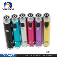 Hottest original ecig variable voltage w/vw smok sid mod electric cigaret