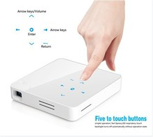 Portable Smartphone High definition Best service Good supplier professional smart projector