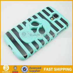 New Style Fashion Human Skeleton PC cover case for Samsung s4