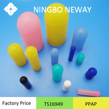 factory supply standard rubber end caps
