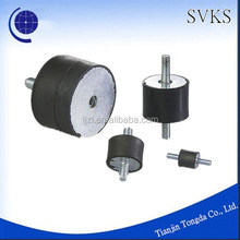 Supply rubber vibration mounts male to type 50*60 M10 size RUBBER PRODUCT