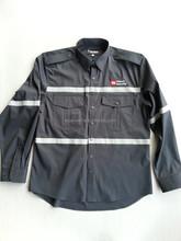 Uniformes de seguridad de la camisa