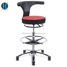 Class HY1033H Cleanroom Lab Workbench/Workstation Industrial Premium Chair/Stool