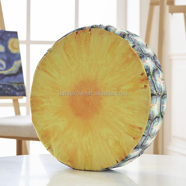 3D fruit shape pillow17