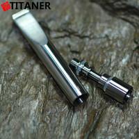 TITANER titanium filtered cigarette holder cigarette holder name cigarette filter tips