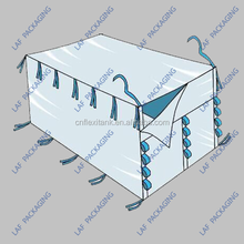 LAF sea dry bulk container liner