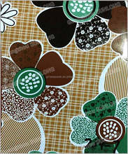 Low price fashion flower design pvc flooring , Superior quality flower design vinyl pvc sponge flooring.