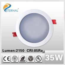 Best price factory directly supply ip44 35W 85-265v led downlight