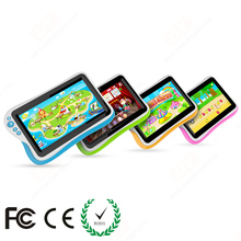 promotional price kids tablet toy 7 inch with shock proof case