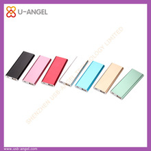 China largest exporter supply 2850mAh lovely gift perfume power bank