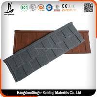 Roofing shingles/solar roof tiles/stone coated metal roof tile
