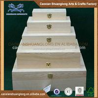 2014 hot sale new design Custom handmade jewelry gift boxes for pandora
